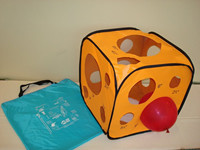 19 Hole Super Large Balloon Sizer Box