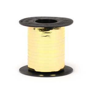 "Metallic Gold ShimmerCurling Ribbon 3/16""x750' #NB1-15"