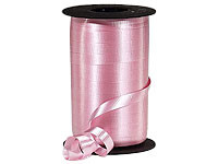 "Pink Wide Curling Ribbon 3/8""x750' #302"