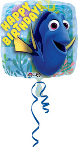 "18"" Finding Dory Birthday Balloons"