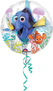 "20"" Dory Insider Bubble Balloon"