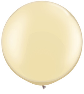 "30"" Qualatex Pearl Ivory 1ct #38508"