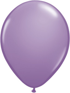 "11"" Qualatex Spring Lilac 100c 43754t"