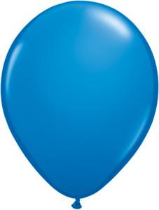 """16"""" Qualatex  Dark Blue 50ct #43862"""