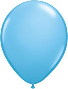 "16"" Qualatex Pale Blue 50ct"