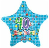 40th birthday balloons special price