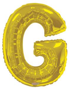 gold letter balloons gold letter g balloon