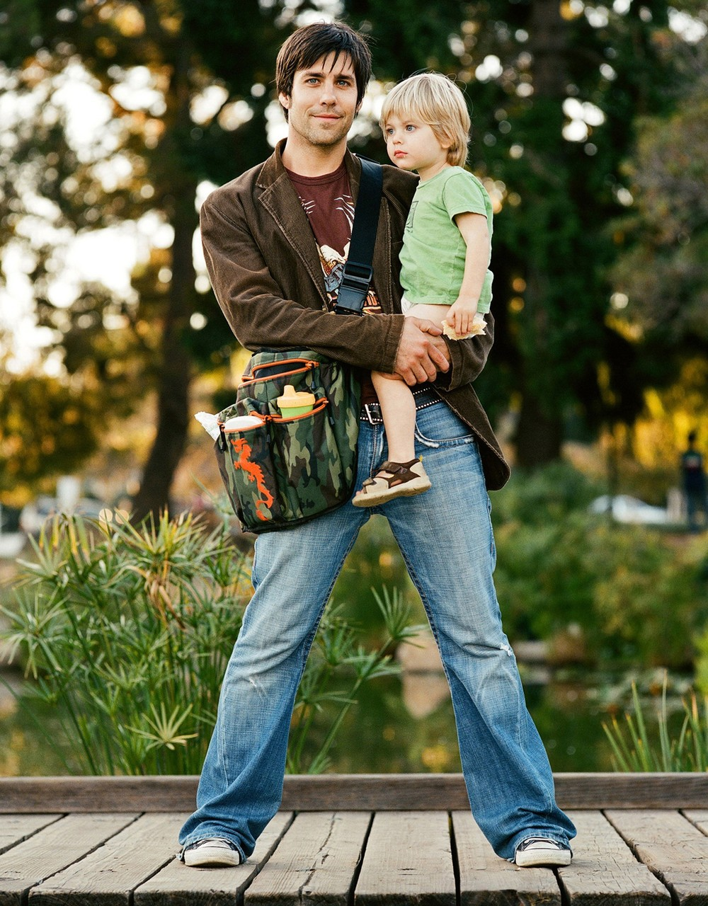 Cool diaper bag