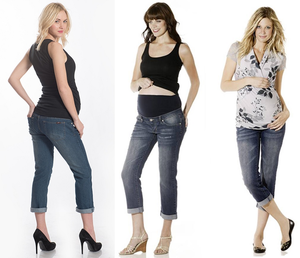 Perfect Maternity Jeans