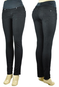 Twiggy Maternity Skinny Jean Leggings