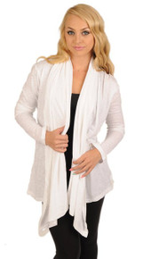One Lucky Mother Long Sleeve Maternity/Nursing Wrap