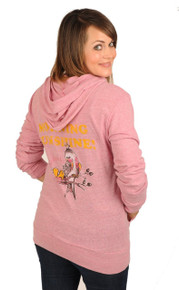 Eco-Friendly Good Morning Sunshine Maternity Hoodie