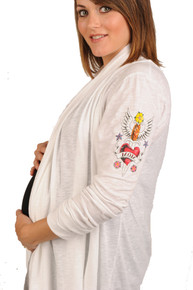 Fierce Love Long Sleeve Maternity/Nursing Wrap