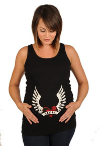 Heart and Wing Tank Top
