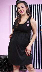 Mended Heart Maternity Dress