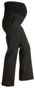 Lisbon Black Maternity Trousers