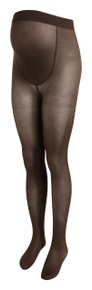Maternity Tights - Black or Dark Brown