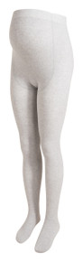 Cotton Maternity Tights - Grey Melange or Anthracite