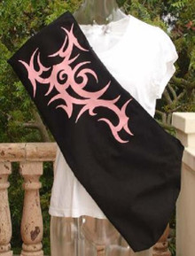 Tribal Baby Sling - Pink