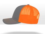 Clay Shooters Supply Trucker Mesh Hat (Orange)