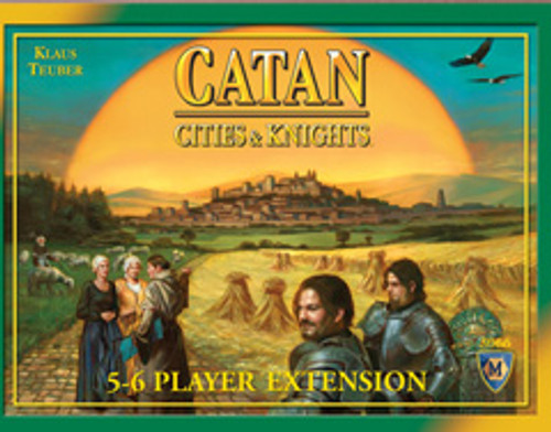 Cities & Knights 5-6 Player