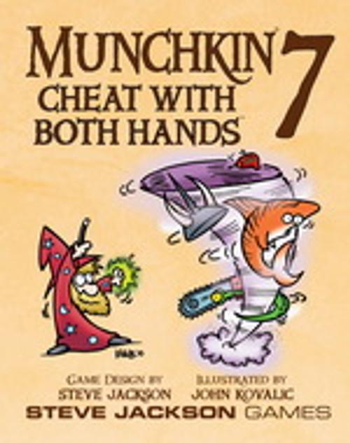 Munchkin 7: Cheat