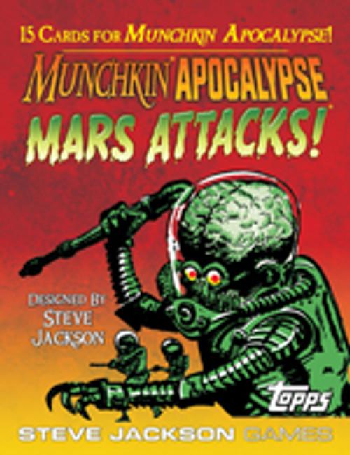Munhkin Apoc.: Mars Attacks!
