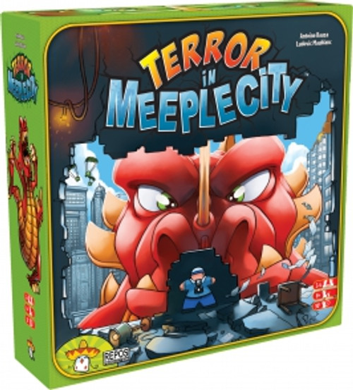 Terror in Meeple City (Rampage