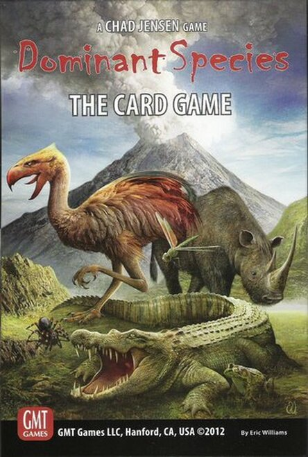 Dominant Species Card Game