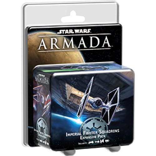 Armada: Imperial Fighter Squadrons Exp