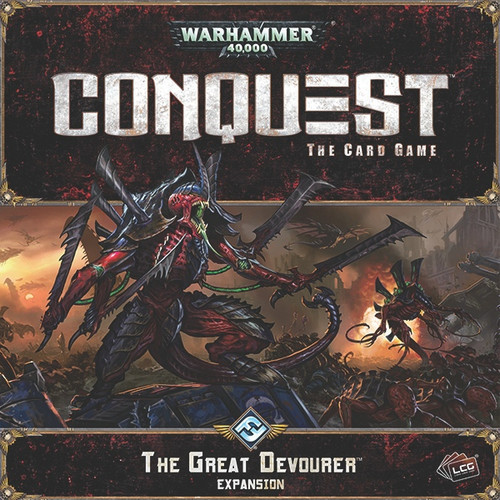 WH40K Conquest: The Great Devourer