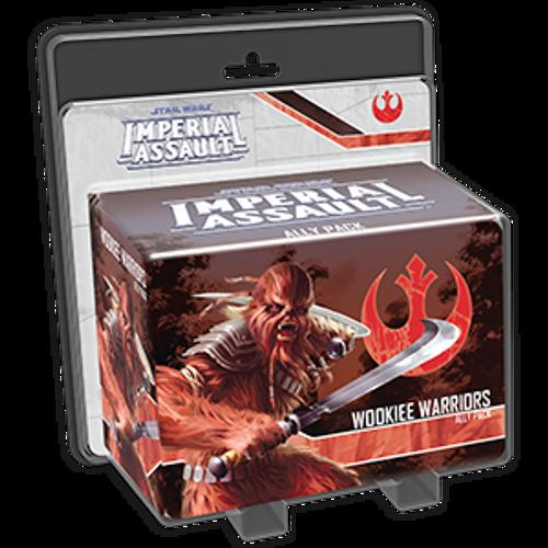 SW:IA: Wookie Warriors