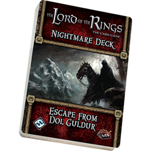 LOTR LCG: Dol Goldur Nightmare