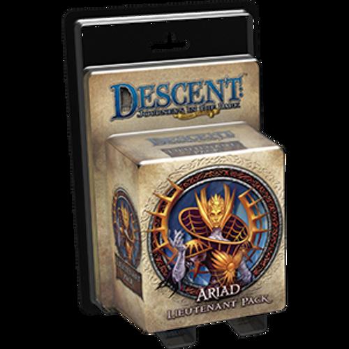 Descent 2E: LT Ariad