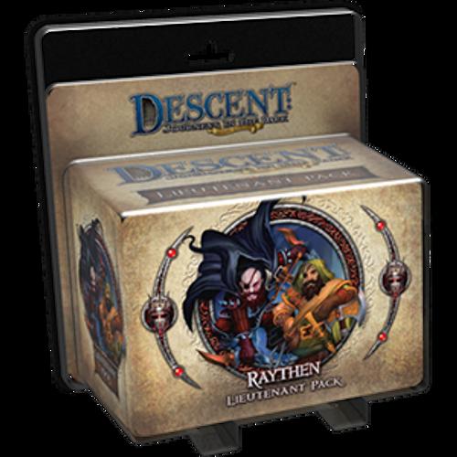 Descent 2E: LT Raythen