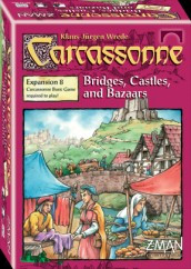Carcassonne: Bridges, Castles