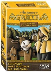 Agricola: More Buildings