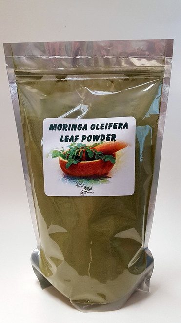 Moringa Oleifera Malunggay Powder - Organic and Non GMO - Value Pack Sizes