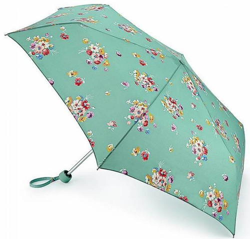 CATH KIDSTON MALLORY BUNCH HANDBAG SIZE FOLDING UMBRELLA MATCHING COVER
