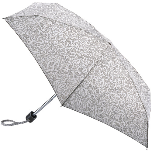 WILLIAM MORRIS & Co. ACORN PURE TINY HANDBAG SIZE FOLDING UMBRELLA FULTON