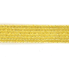 6 LINE Metallic Trim Gold - 60192-00002
