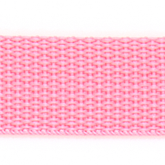 "1"" polyester webbing HOT PINK - 60208-00022"