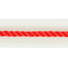 "9/3  Rayon Cord - 3/16"" RED - 60153-00010"