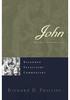 John: Reformed Expository Commentary (Paperback)