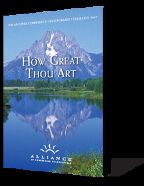 How Great Thou Art (mp3 Disc)