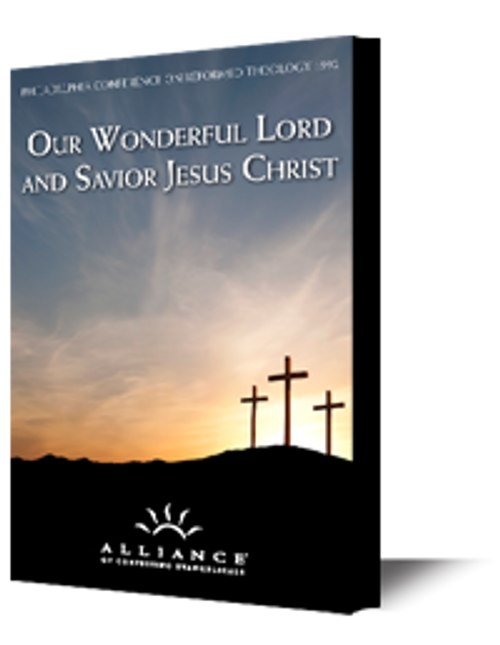Our Wonderful Lord and Savior Jesus Christ (mp3 Disc)