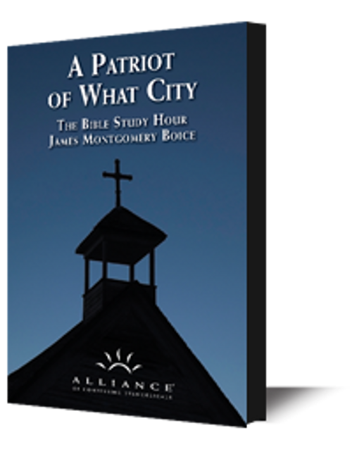 A Patriot of What City? (mp3 Disc)