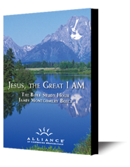 Jesus, the Great I Am (mp3 Disc)