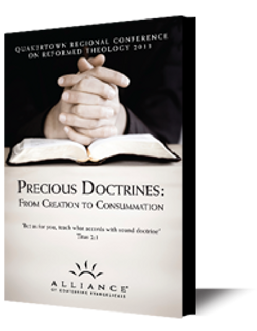 Precious Doctrines: From Creation to Consummation (mp3 Disc)