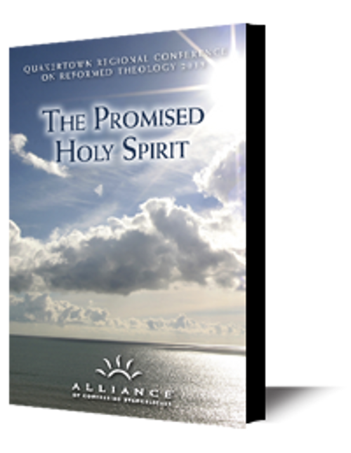 The Promised Holy Spirit (mp3 Disc)(Quakertown 2015)